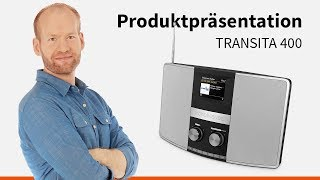 Transita 400 | Multiroom-fähiges Hybrid-Designradio. | Nordmende