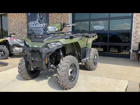 2021 Polaris Sportsman 450 H.O. in Marshall, Texas - Video 1