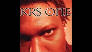 KRS-One, KRS-One (self-titled) - 1995