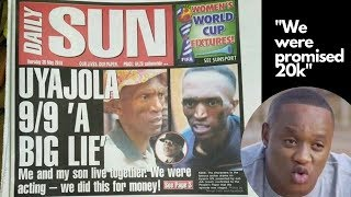 Moja Love's Uyajola99 Allegedly A Lie DailySun Brings The Whole Shendey Down