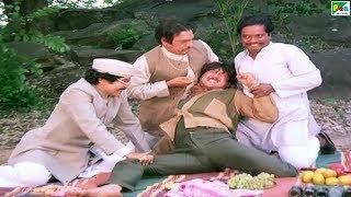Amrish Puri Kills Jackie Shroff   Teri Meherbaniyaan   Jackie Shroff, Amrish Puri, Poonam Dhillion
