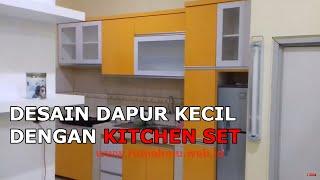 Kitchen Set Kecil видео видео