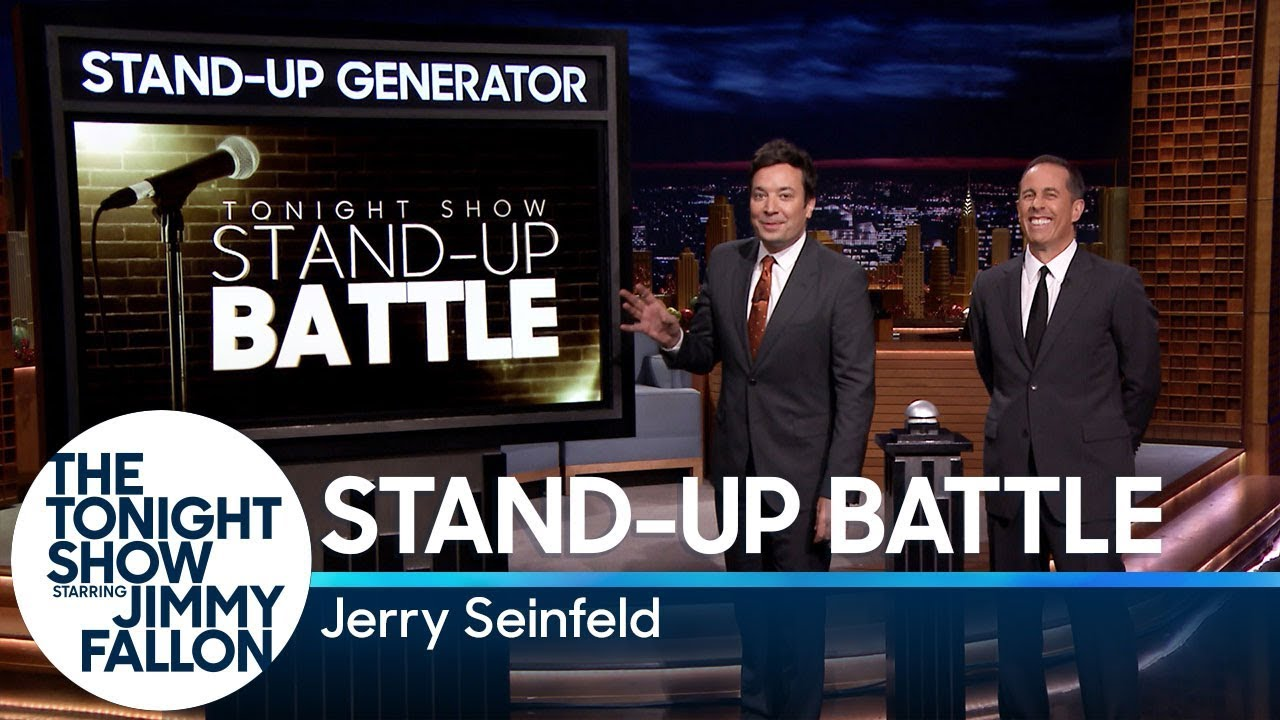 Stand-Up Battle with Jerry Seinfeld thumbnail