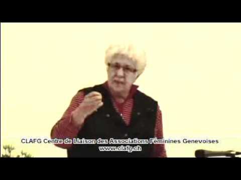 Vidéo de Rosette Poletti