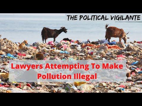 International Lawyers Drafting Plan To Criminalize Ecocide