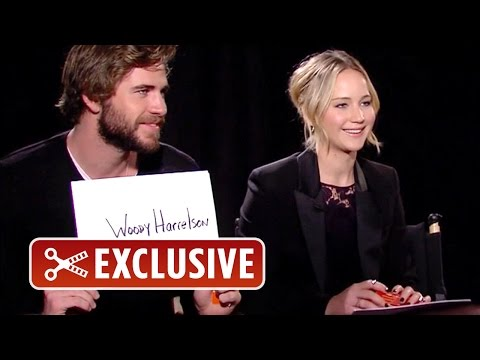 Versus Game with The Hunger Games Cast (2014) HD