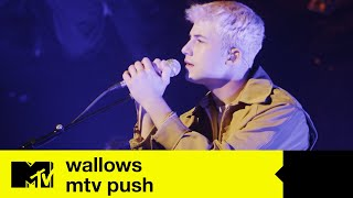 Wallows (Live) - 'Are You Bored Yet?' (Performance + Extended Interview) | MTV Push