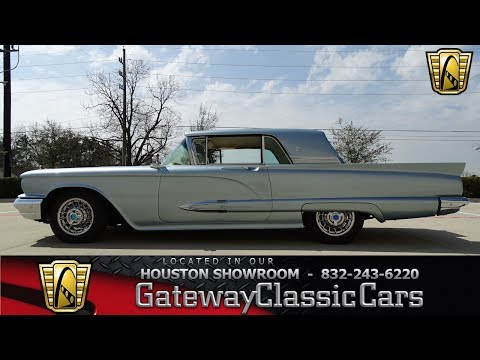 Video of '59 Thunderbird - MZEG