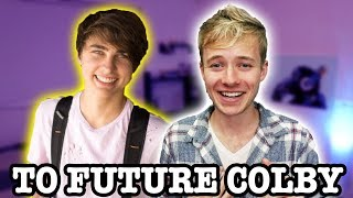 A Video To Future Colby Brock, My Best Friend. | Kholo.pk