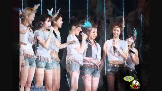 Girls' Generation (소녀시대) - 뻔&Fun (Sweet Talking Baby) [eng]