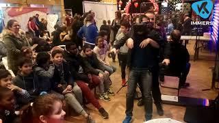 VR IMMERSIF : » Ski Haute Voltige !!! «