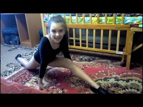 how to make the splits  ( Stretches to do the Splits )