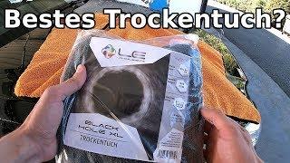 Liquid Elements Black Hole || Trockentuch Vergleich & Test || Auto Trocknen