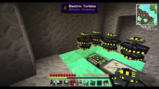 Thermal Expansion Tutorial - Tesseract, Activator and