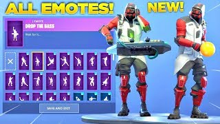 *new!* Switch Exclusive Double Helix Skin + New Emotes!! Fortnite Battle Royale