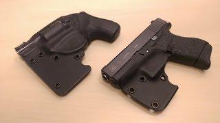 Boraii kydex pocket holster Review - Ruger LCR & Glock 43/42