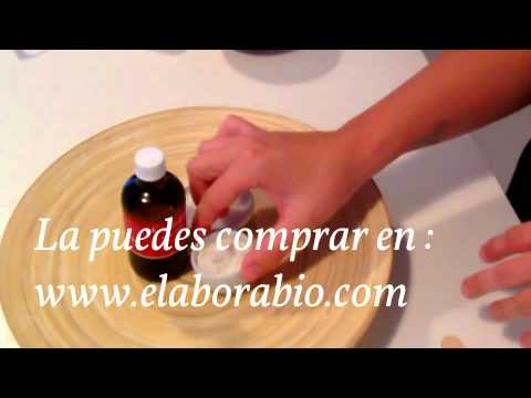 Receta gel conductor econatural