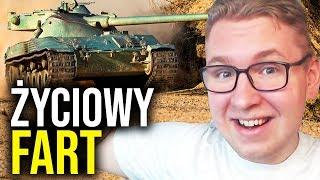 ŻYCIOWY FART - World of Tanks