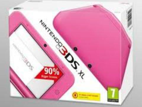 Umboxim | Nintendo 3DS en color rosa!!!