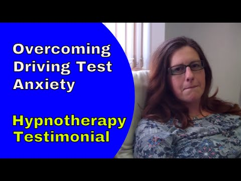 Overcoming driving test anxiety hypnotherapy in Ely helps Sarah