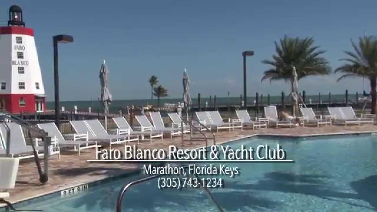 Faro Blanco Resort video