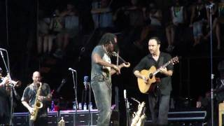 Boyd Tinsley killer solo at Churchill Downs on Lie in our Graves