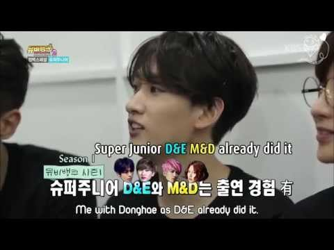 KBS Music Video Bank Stardust with Super Junior [ENG SUB] – From
