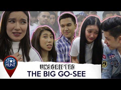 PBB Otso housemates, sumabak sa The Big Auditions | Star Hunt Unscripted VLOG