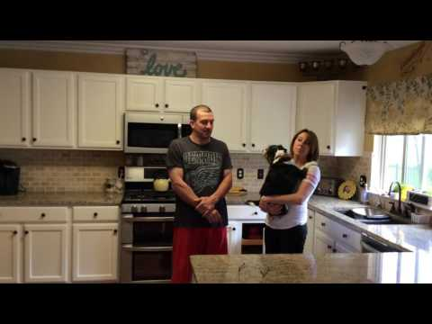 White Lake MI, Interior Kitchen Cabinet Painting Video Tesimonial
