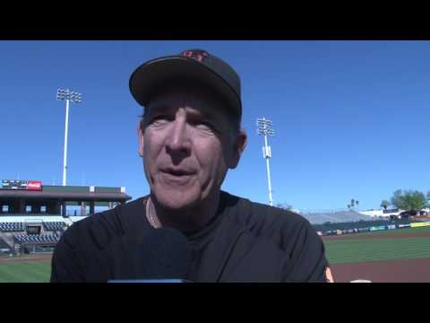 Entering 18th season, Giants pitching coach Dave Righetti has plenty of wisdom