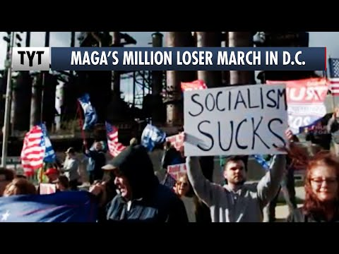 MAGA Planning Tamper Tantrum March in Washington D.C.