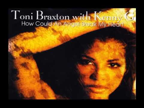 Toni Braxton with Kenny G. - How Could An Angel Break My Heart