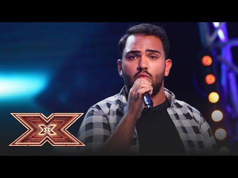 Robert Hotin – Adele when we were young [X Factor] Video