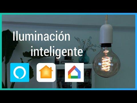 Hogar conectado: Cómo elegir la iluminación inteligente