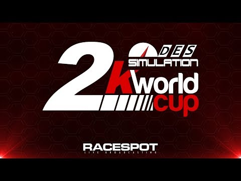 2k World Cup | Round 5 at Oulton Park