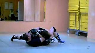 Dai-Sihing Mert Nomer - Free Fight Bremen Team Training vol.2