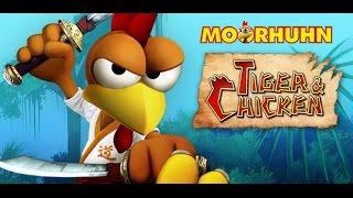 VideoImage1 Moorhuhn: Tiger & Chicken