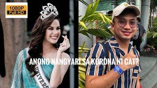 My 'Miss Universe 2018 Catriona Gray homecoming parade' experience in Araneta Center