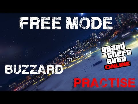 gta online buzzard for free