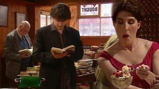 Grapes of Wrath   Black Books   Season 1 Episode 3   Dead Parrot