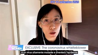 'Le rivelazioni della dottoressa Li-Meng Yan: si stanno avverando?' episoode image