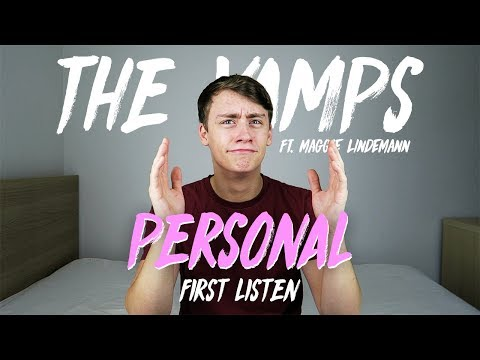 The Vamps ft. Maggie Lindemann | Personal (First Listen)
