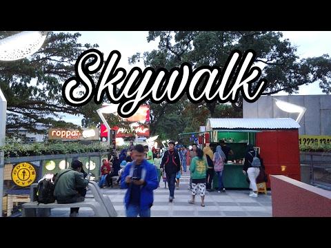 VLOG 17 : Walking Around Skywalk a.k.a. Teras Cihampelas