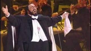 Luciano Pavarotti - La Fleur Que Tu M'avais Jetée