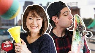 LOS DEPORTES MÁS PRACTICADOS EN JAPÓN