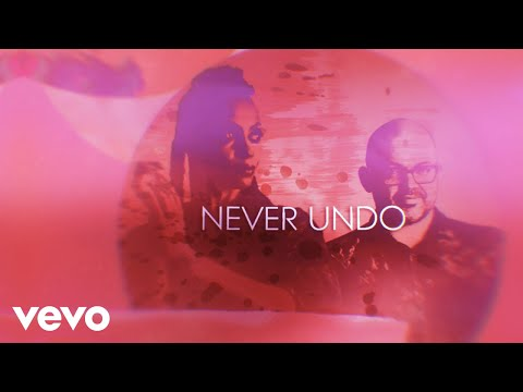 Never Undo Lyric Video
