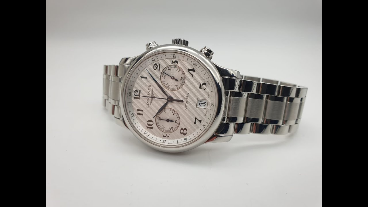 Longines Master Collection 38.5 mm L2.669.4.78.6