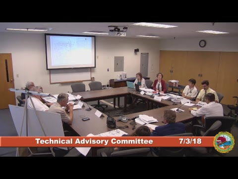 Technical Advisory Committee 7.3.2018