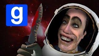 DEEP SPACE WHINE - Gmod Murder Gameplay