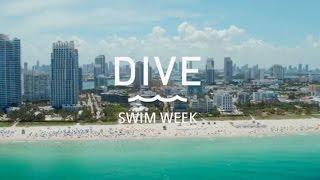 Dive Swim Week 2017 Recap (July 2016)